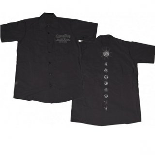 SYMPHONY X Logo Symbol, ワークシャツ