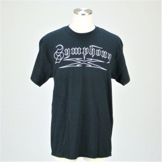 SYMPHONY X Logo, Tシャツ
