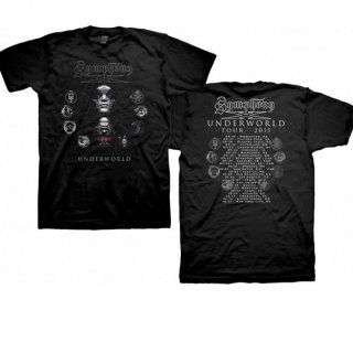 SYMPHONY X Underworld Album Tour Dates, Tシャツ