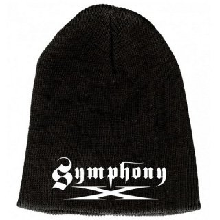 SYMPHONY X Embroidered Logo, ニットキャップ