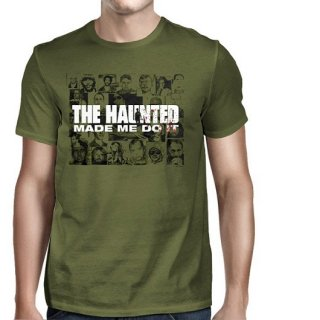 THE HAUNTED Serial Killers - MDF 2016, Tシャツ