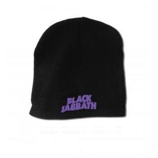 BLACK SABBATH Logo, ニットキャップ