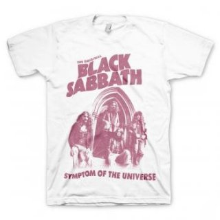 BLACK SABBATH Symptom Of The Universe, Tシャツ