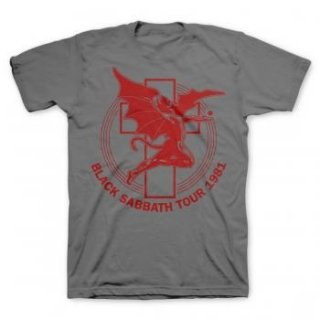BLACK SABBATH Tour Art, Tシャツ