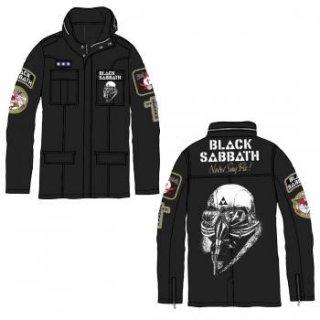 BLACK SABBATH Bs, アーミージャケット