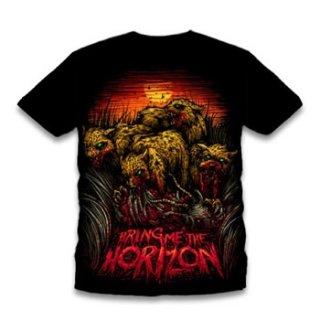 BRING ME THE HORIZON Cheetah, Tシャツ