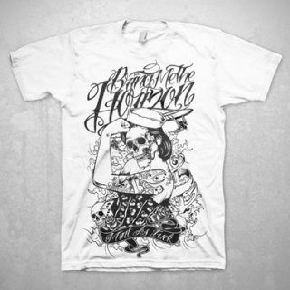 BRING ME THE HORIZON Sailor, Tシャツ