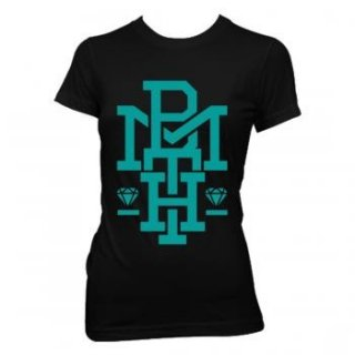BRING ME THE HORIZON Diamond Turquoise, レディースTシャツ