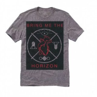 BRING ME THE HORIZON Heart And Symbols, Tシャツ