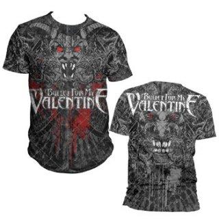 BULLET FOR MY VALENTINE Demon AO, Tシャツ