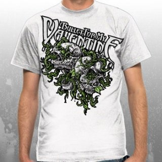 BULLET FOR MY VALENTINE White Vines, Tシャツ