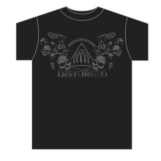 DISTURBED Beware The Vultures, Tシャツ