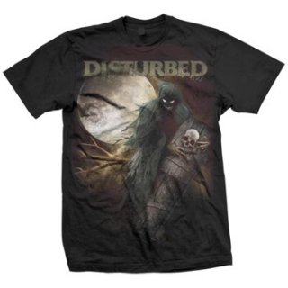 DISTURBED Creepin Coffin, Tシャツ