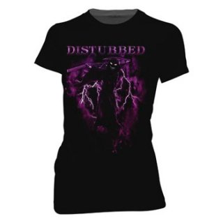 DISTURBED Fear The Reaper, Tシャツ