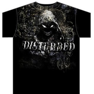 DISTURBED Sick Flourish, Tシャツ