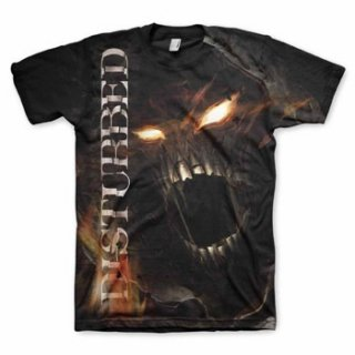 DISTURBED Outrage, Tシャツ