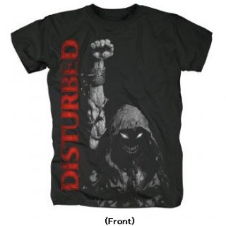 DISTURBED Up Your Fist 2, Tシャツ