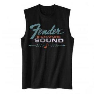 FENDER Signature Sound, ノースリーブTシャツ