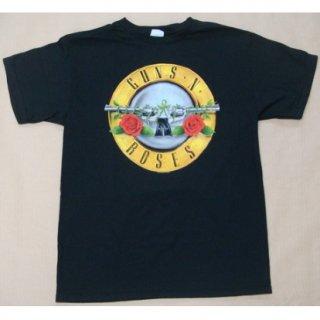 GUNS N' ROSES Bullet Logo, Tシャツ