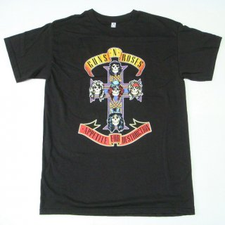GUNS N' ROSES Cross, Tシャツ
