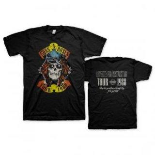 GUNS N' ROSES Appetite Tour 1988, Tシャツ