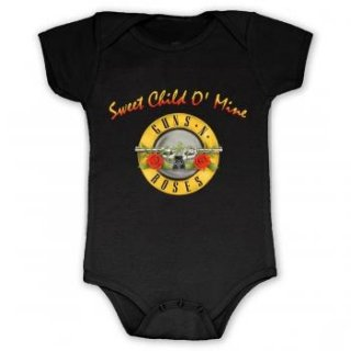 GUNS N' ROSES Sweet Child, ベビー服