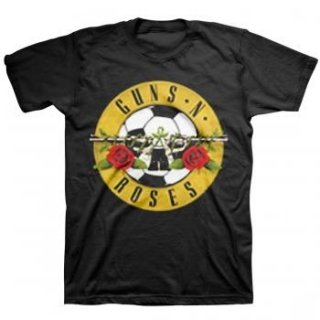 GUNS N' ROSES Gnr Soccer Ball, Tシャツ
