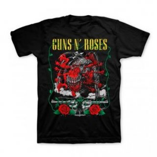GUNS N' ROSES Appetite Creature And Pistols, Tシャツ