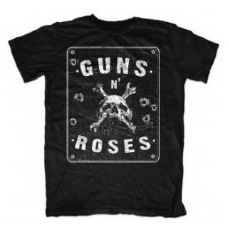 GUNS N' ROSES Street Sign Spencer, Tシャツ