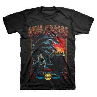 GUNS N' ROSES Surf, Tシャツ