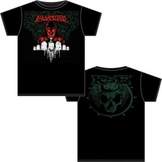 KILLSWITCH ENGAGE Monk, Tシャツ