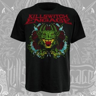 KILLSWITCH ENGAGE Dragon, Tシャツ