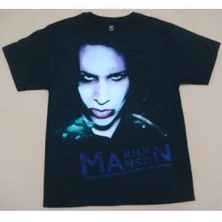 MARILYN MANSON Oversaturated Photo, Tシャツ