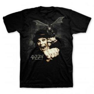 OZZY OSBOURNE Gargoyle Bat Fright, Tシャツ