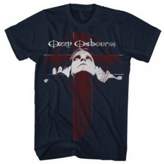 OZZY OSBOURNE Look Up Ozzy Cardinal Cross, Tシャツ