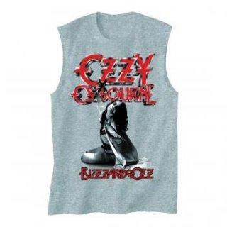 OZZY OSBOURNE Blizzard, ノースリーブTシャツ (メンズ)