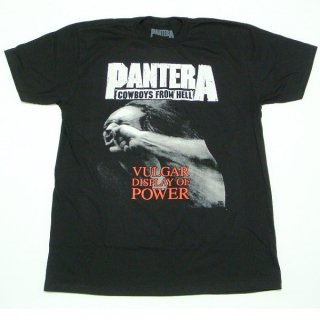 PANTERA Vulgar Display Of Power, Tシャツ