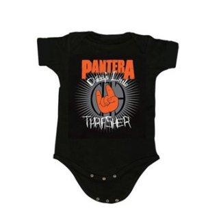 PANTERA Daddys Little Thrasher Romper, ベビー服