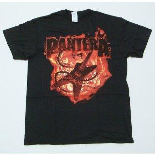 PANTERA Guitar Snake, Tシャツ