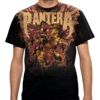 PANTERA Heart Full Of Lies, Tシャツ