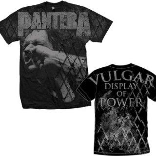 PANTERA Vulgar AO, Tシャツ