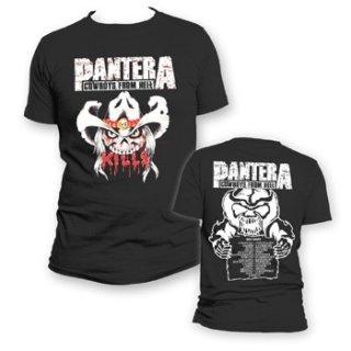 PANTERA Cfh Kills, Tシャツ
