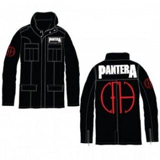 PANTERA Name Logo, アーミージャケット
