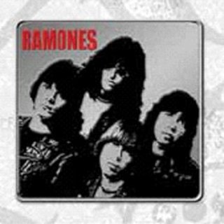 RAMONES Rock N Roll Paradise, ベルトバックル