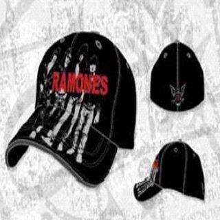 RAMONES Album Art, キャップ