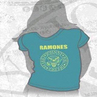 RAMONES Markys Seal, レディースTシャツ