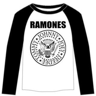 RAMONES Presidential Seal, ロングTシャツ