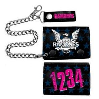 RAMONES Name Logo, 財布