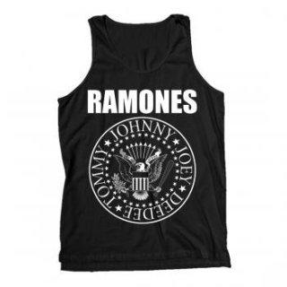 RAMONES Classic Seal, タンクトップ(メンズ)