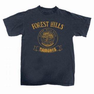 RAMONES Forest Hills, Tシャツ